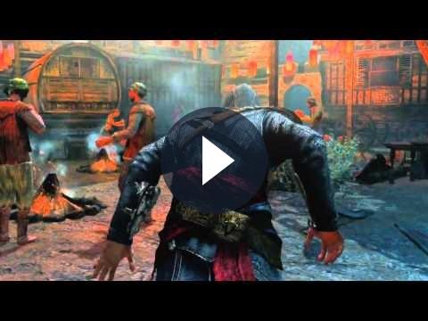 Assassin's Creed Revelations si mostra in un video con Ezio e Altair