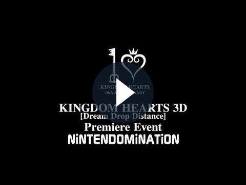 Kingdom Hearts Dream Drop Distance, trailer sensazionale per i fan [VIDEO]