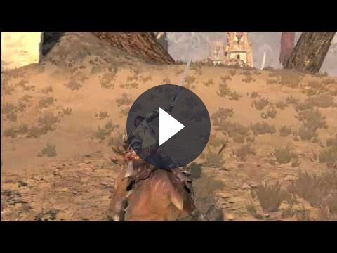 Golden Axe: Beast Rider – Nuovo video