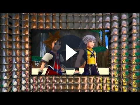 Kingdom Hearts 3DS in trailer HD! Imperdibile