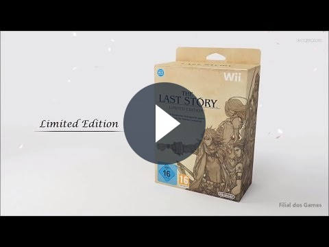 The Last Story, Wii è pronta ad accogliere l'RPG: la Collector's Edition in video