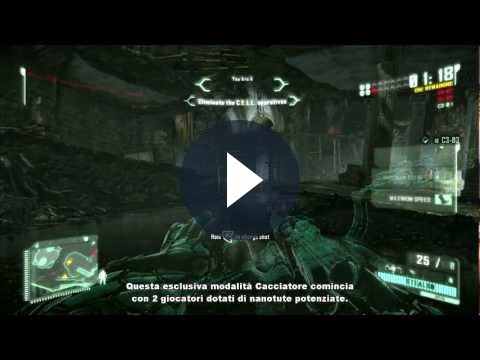 Crysis 3: multiplayer spiegato in un nuovo filmato [VIDEO]