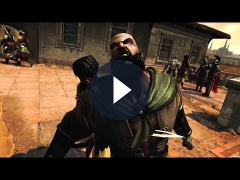 Assassin's Creed Revelations: un nuovo trailer della modalità multiplayer