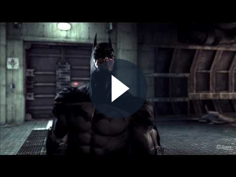 Batman: Arkham Asylum forse Game of the Year